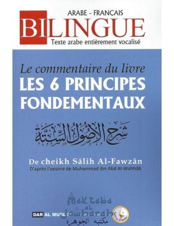 Le commentaire du livre les 6 principes fondamentaux